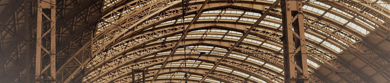 Bahnhofsdach, Bahntechnik, Bahnbetrieb