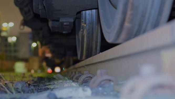 Rad auf Schiene, Tiefgang, Bahntechnik, Bahnbetrieb